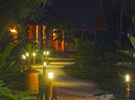 Kawayan Holiday Resort Siquijor,Philippinen