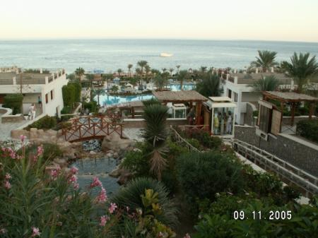 Hilton Sharm Waterfalls Resort,Sharm el Sheik,Ägypten