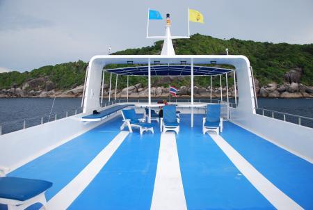 M/V Manta Queen III,Thailand