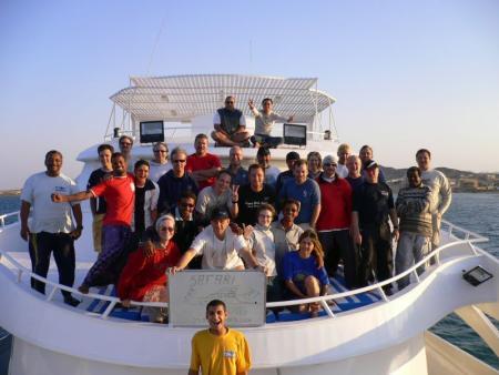 M/Y StarJet,Ägypten