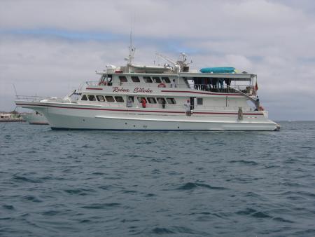 Reina Silvia,Galapagos,Ecuador