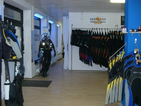 Tauchcenter am Hafen,Flensburg,Schleswig-Holstein,Deutschland,Schleswig Holstein