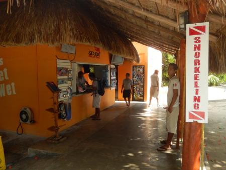 Scuba Quatic,Hotel Gran Bahia Principe,Akumal,Mexiko