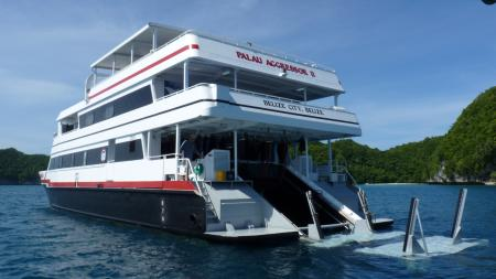 Palau Aggressor II,Palau