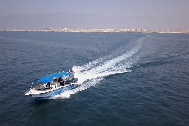 Ashante, Sumhuram Divers Oman, Mirbat, Oman