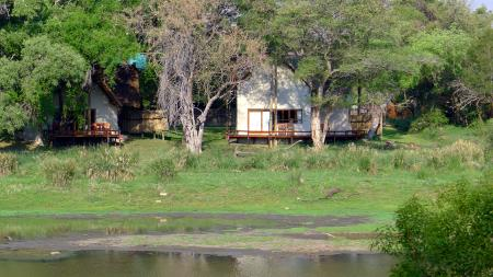 Simbavati River Lodge,Timbavati Private Nature Reserve,Südafrika