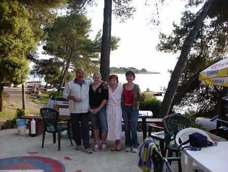 Indie Campingplatz,Banjole,Kroatien