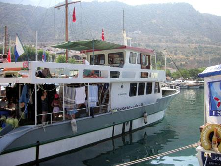 Dolphin Scuba Team,Kalkan,Türkei