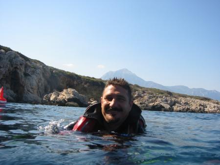Derin Diving Center,Tekirova,Türkei