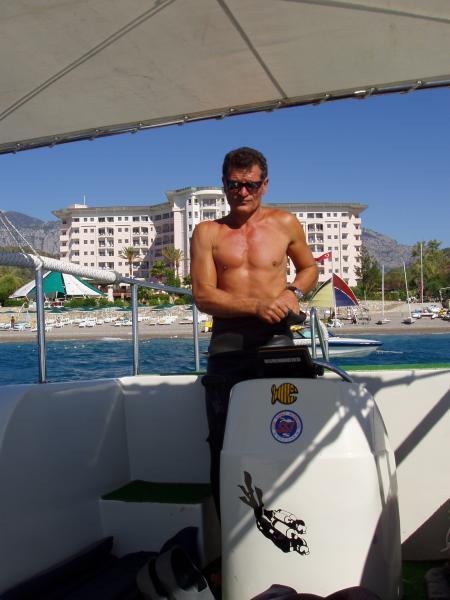 AVCI Diving-Center Göynük-Kemer,Türkei