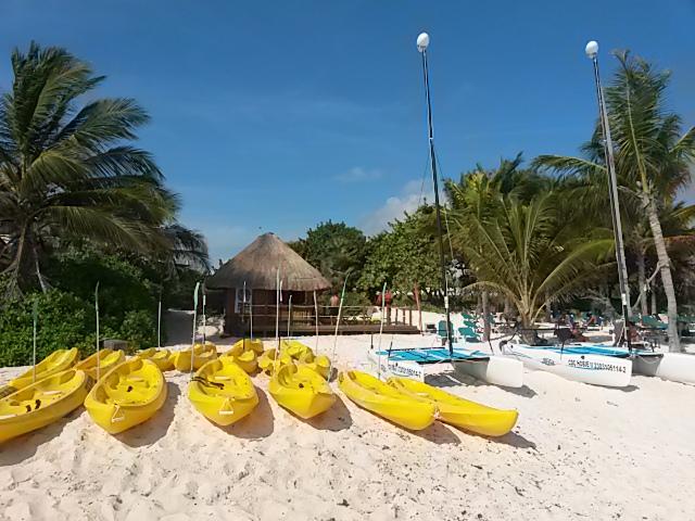 Tauchen & Wassersport, Pro Dive Mexico, Catalonia Hotel,  Playa Maroma, Mexiko