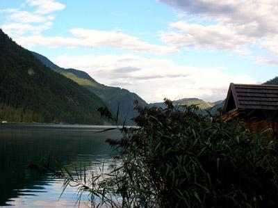 Weissensee / Erker´s Bay,Österreich
