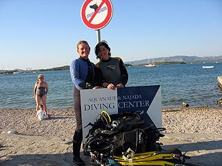 Najada Diving,Murter,Kroatien
