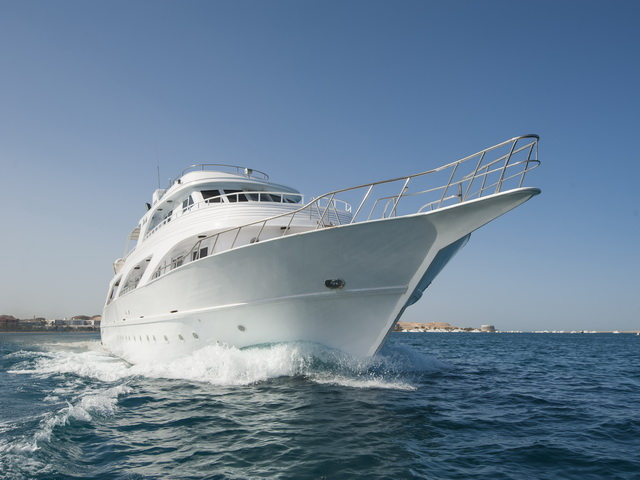 M/Y Dive One, Ägypten