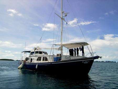 Ocean Hunter I,Palau