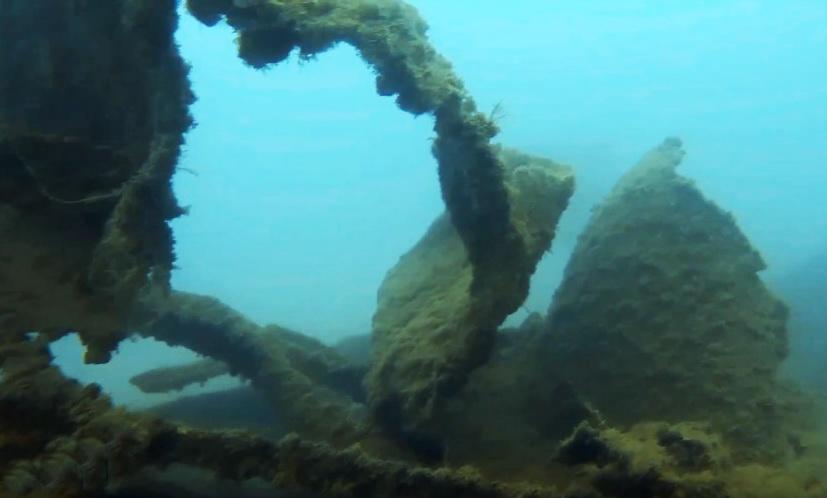 Wrack SS Margit (MV Odile), Kalkara Creek - Grand Harbour, Malta, Malta - Hauptinsel