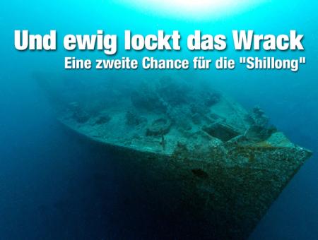 Wrack der Domiat (HMS Nith - K255),Ägypten