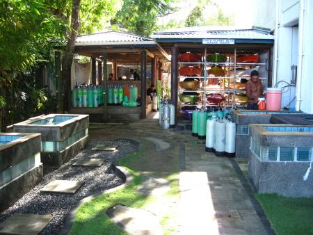 Manta Ray Bay Hotel Yap,Mikronesien