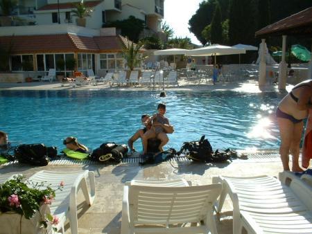 ABYSS Divecenter,Supetar,Brac,Dalmatien,Kroatien