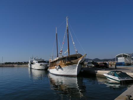 M/S Vranjak,Sukosan bei Zadar,Kroatien