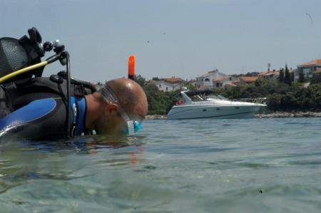 Diving Center Orca,Pula,Kroatien