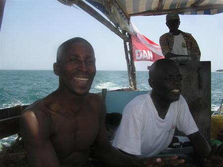 Paradise Divers,Diani Beach,Kenia