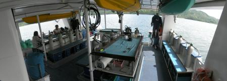 Ocean Rover,Indonesien