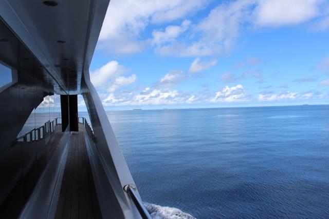 Schiff, Carpe Novo Explorer, Malediven