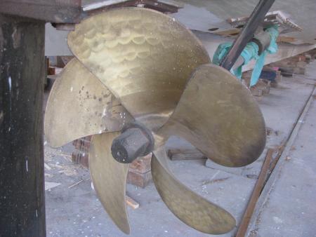 M/Y Voyager,Ägypten