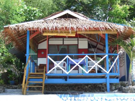 Casa de la Playa,Siquijor,Philippinen