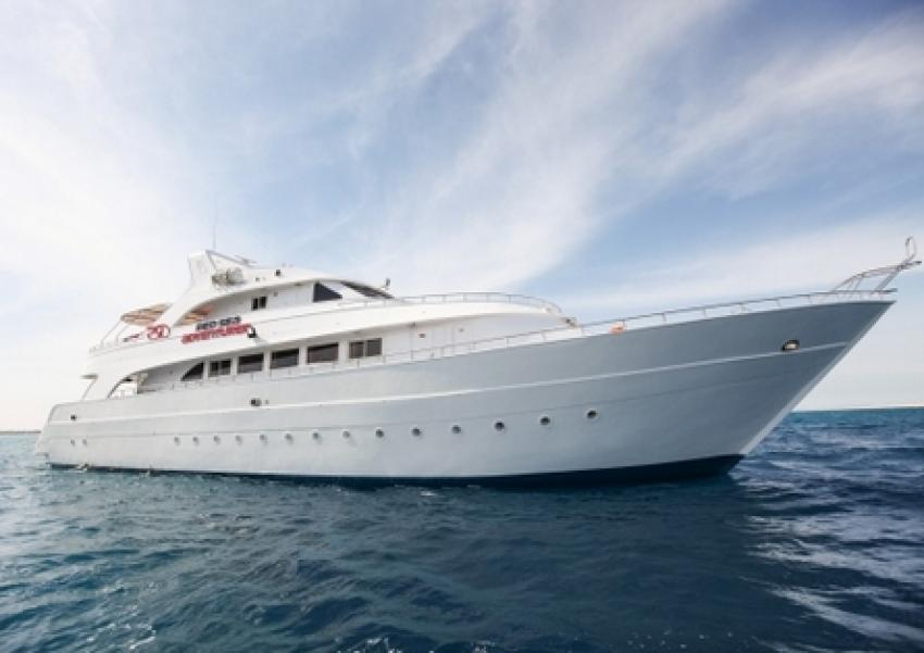 M/Y Red Sea Adventurer, Ägypten