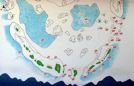 Holiday Island – diveOceanus,Malediven
