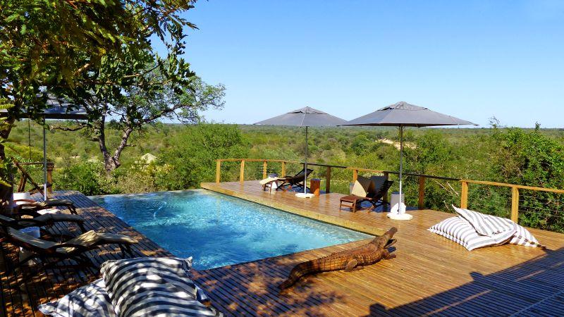 Simbavati Hilltop Lodge, Südafrika