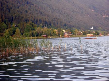 Weissensee / Mopla,Österreich
