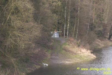 Aggertalsperre,Bergneustadt,Nordrhein-Westfalen,Deutschland