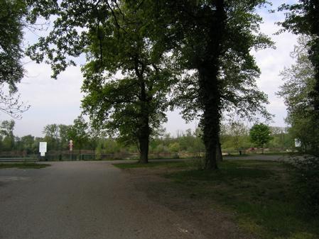 Streitköpflesee,Linkenheim,Baden Württemberg,Deutschland