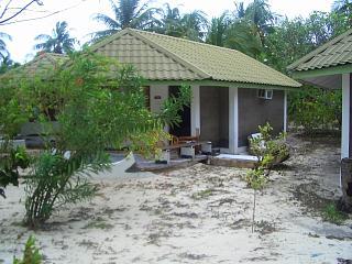 Lohifushi 4 ( Nord Male Atoll ) Nach der Welle, Lhohifushi,Nord Male-Atoll,Malediven