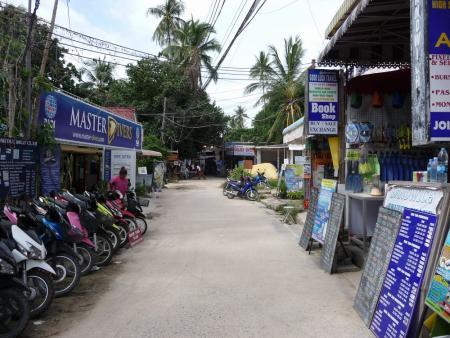 Charm Churee Villa Koh Tao,Thailand