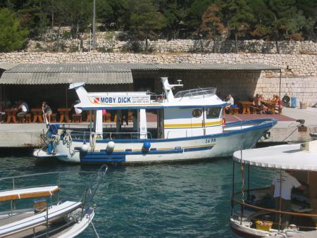 Mobby Dick - Insel RAB - Lopar,Kroatien