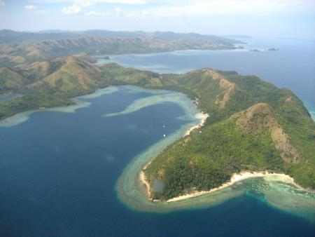 Busanga,Coron,Nord Palawan,Philippinen