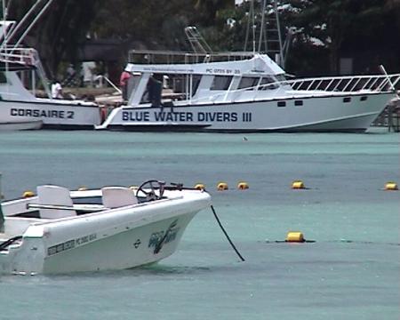 Blue Water Divers,Troux au Biches,Mauritius