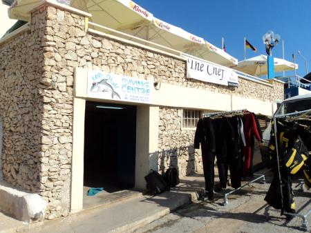 Mad Shark Diving,St. Pauls Bay,Malta