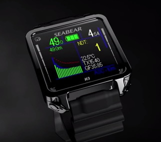 H3 Smart Watch - SEABEAR Technology