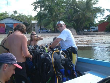 Extradivers,Black Rock,Trinidad und Tobago
