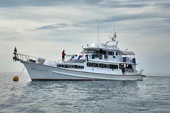 M/V Manta Queen VI, Thailand