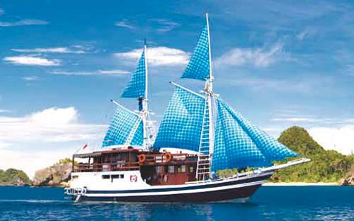 M/V Putri Papua, Indonesien