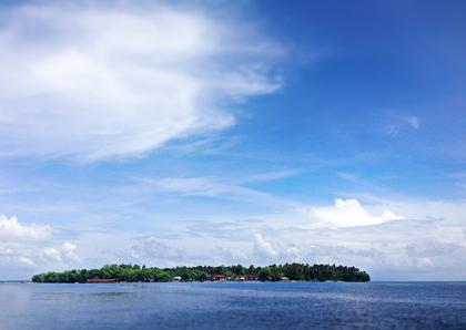 Siladen Island, Celebes Divers Sulawesi - Onong Resort, Mapia Resort, Kuda Laut Boutique Dive Resort, Indonesien, Sulawesi