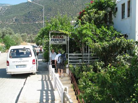 Hilal- Pension,Kas,Türkei