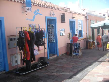 Casa de Buceo - Duikhuis La Palma,Los Llanos,Kanarische Inseln,Spanien