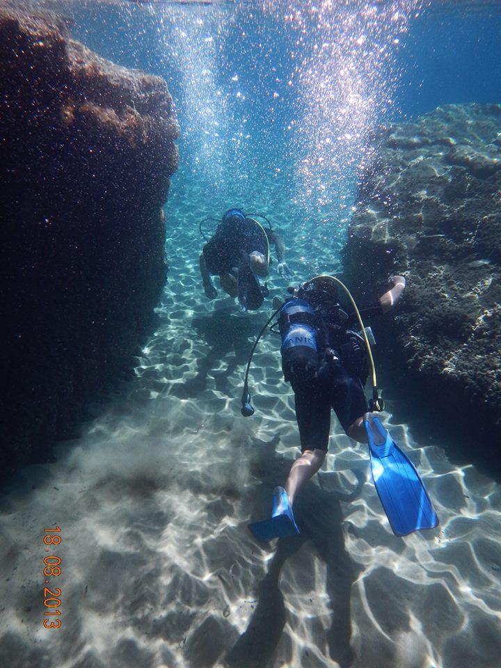 South west Kea, Kea Divers, Kea, Griechenland